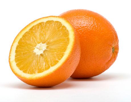 Tělová svíce - pomeranč - účinky